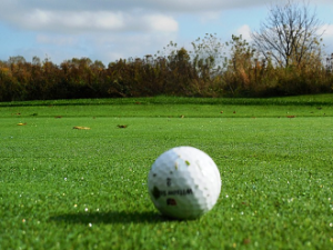 turf golf course