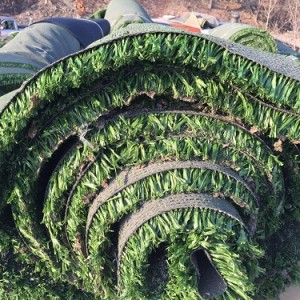recycled turf