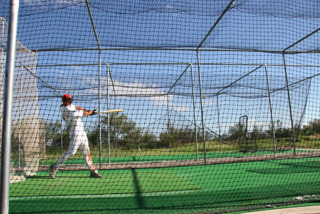 Build a batting cage