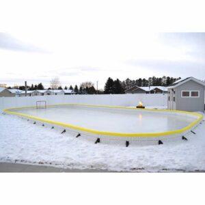 Backyard Ice Rink Massachusetts
